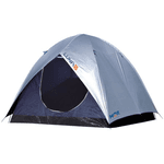 Barraca Para Camping Luna 5 Pessoas Com Teto Silvercoating - Mor