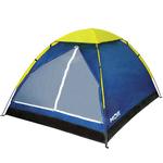 Barraca Para Camping Impermeável Iglu 4 Pessoas Com Bolsa De Transporte - Mor