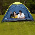 Barraca Para Camping Impermeável Iglu 2 Pessoas - Mor