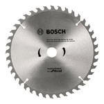Disco Serra Circular Eco 184mm 40 Dentes 2608.644.330-000 - Bosch