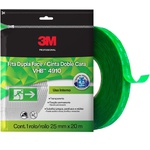Fita Dupla Face Verde 3m 20m X 25mm Acrilica Vhb – 3M