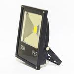 Refletor De Led 30W RGB Bivolt Slim Com Controle - Remanci
