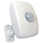Sensor De Presença Microcontrolado 360 Graus C/ Fotocélula, Qa23m - Qualitronix