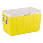 Caixa Térmica 48 QT 45,4 Litros Amarelo Canarias - Invicta