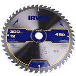 Serra Circular Para Máquinas Estacionárias 300mm x 30mm 48 Dentes - Irwin