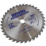 Serra Circular Para Madeira Com Ponta De Metal Duro 300mm x 30mm 36 Dentes - Irwin