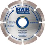 Disco Diamantado Segmentado 110mm x 20mm - Irwin