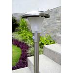 Poste Solar Em Inox 70cm Com Sensor De Presença 16737 - Ecoforce