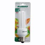 Lâmpada econômica fluorescente compacta 15W-220V ALUMBRA