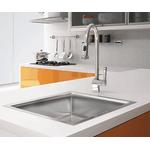 Misturador Monocomando Para Cozinha De Banca Cromado Mangiare 2358306 - Docol