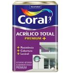 TINTA ACR TOTAL FOSCO COR VERMELHO REVIGORANTE CORAL 18L (N/F)