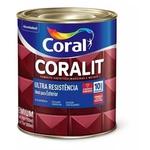 Esmalte Sintético Coralit Brilhante Azul França 3,6L