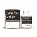 CATALISADOR P/WASH E PTO FOSCO MAXI RUBBER 300ML