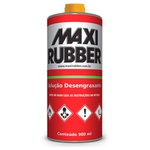 Solução Desengraxante Maxi Rubber 900ml