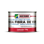 MASSA FIBRA DE VIDRO MAXI RUBBER 750GR