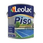 Tinta Pinta Piso Leolac Concreto 3,6 L