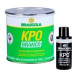 Brascoved KPO Vedação C/CAT Branco 380gr Brascola