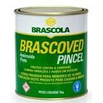 Preto Brascoved Pincel Anti-ruido 1kg Brascola