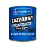 Cinza Iridium Met 900ml Lazzudur