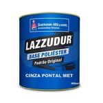Cinza Pontal Met 900ml Lazzudur