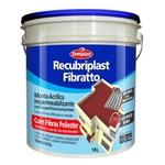 Impermeabilizante Recubriplast Fibrato 18l