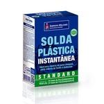 Solda Plastica Inst. Comp a+b 32gr Standart Lazzuril