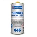Thinner P/retoque 446 900 ml Lazzuril