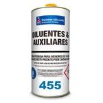 Thinner 455 P/ Pu C/ Batoque 900ml Lazzuril