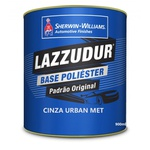 Cinza Urban Met 900 ml Lazzudur