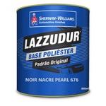 Noir Nacre Pearl (676) 900ml Lazzudur