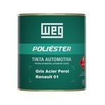 Gris Acier Perol Renault 01 Poliester W-car 900 ml