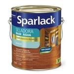 Seladora P/ Madeira B. Agua Sparlack 3,6l