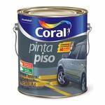 TINTA PINTA PISO COR VERMELHO SEGURANÇA CORAL 3,6L