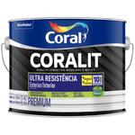 ESMALTE SINTÉTICO ULTRA RESIST CORALIT COR BRANCO 2,4L