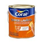 Super Lavável Cor Branco Coral 3,6L