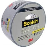 Fita Adesiva Silver Tape 3999 45MMX25M 3M