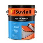Resina Acrílica Solvente Suvinil Premium Brilhante 18 Litros