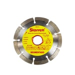 Disco Diamantado 110mm Segmentado DDS110 Starret