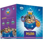 Piscina Splash Fun 3400lt 1050 Mor