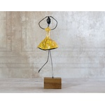 Escultura Bailarina