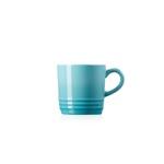 Caneca Cappuccino Azul Caribe