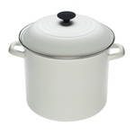 Stock Pot 26cm Branco