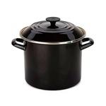 Stock Pot 22cm Preto (black onix)