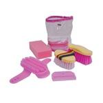 Kit Higiene e Limpeza para Cavalo Várias Cores - Partrade