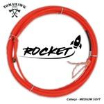 Corda Tomahawk 4 Tentos Laço Cabeça - MEDIUM SOFT ROCKET