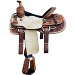 Sela Artesanal para Team Roping - Pro Horse PH1011
