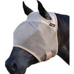 Máscara de Proteção para Cavalos Dourada Cashel