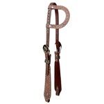 Cabeçada Boots horse 1 orelha c/ Fivela Importada 5653