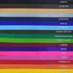 Cabo para cabresto personalizado - Nylon várias cores