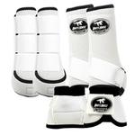 Kit Proteção Branco Completo - Boots Horse
